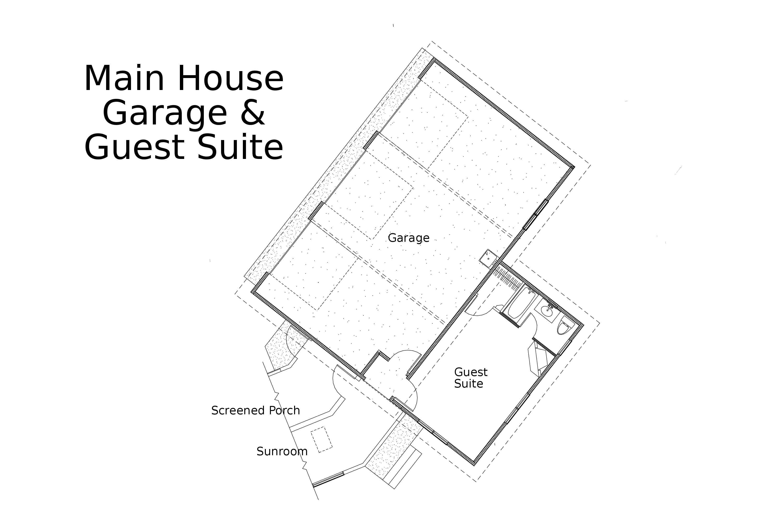 21 harmonious garage guest house floor plans home for Garage guest house floor plans